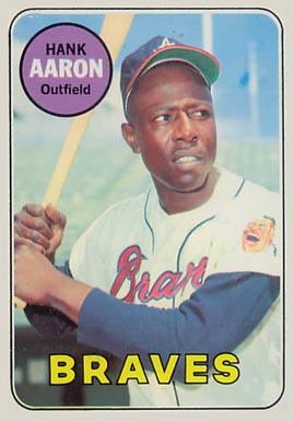 1969 Hank Aaron