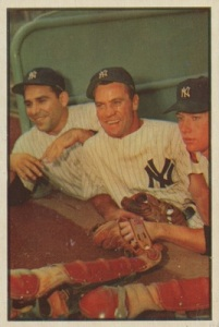 Berra, Bauer, Mantle