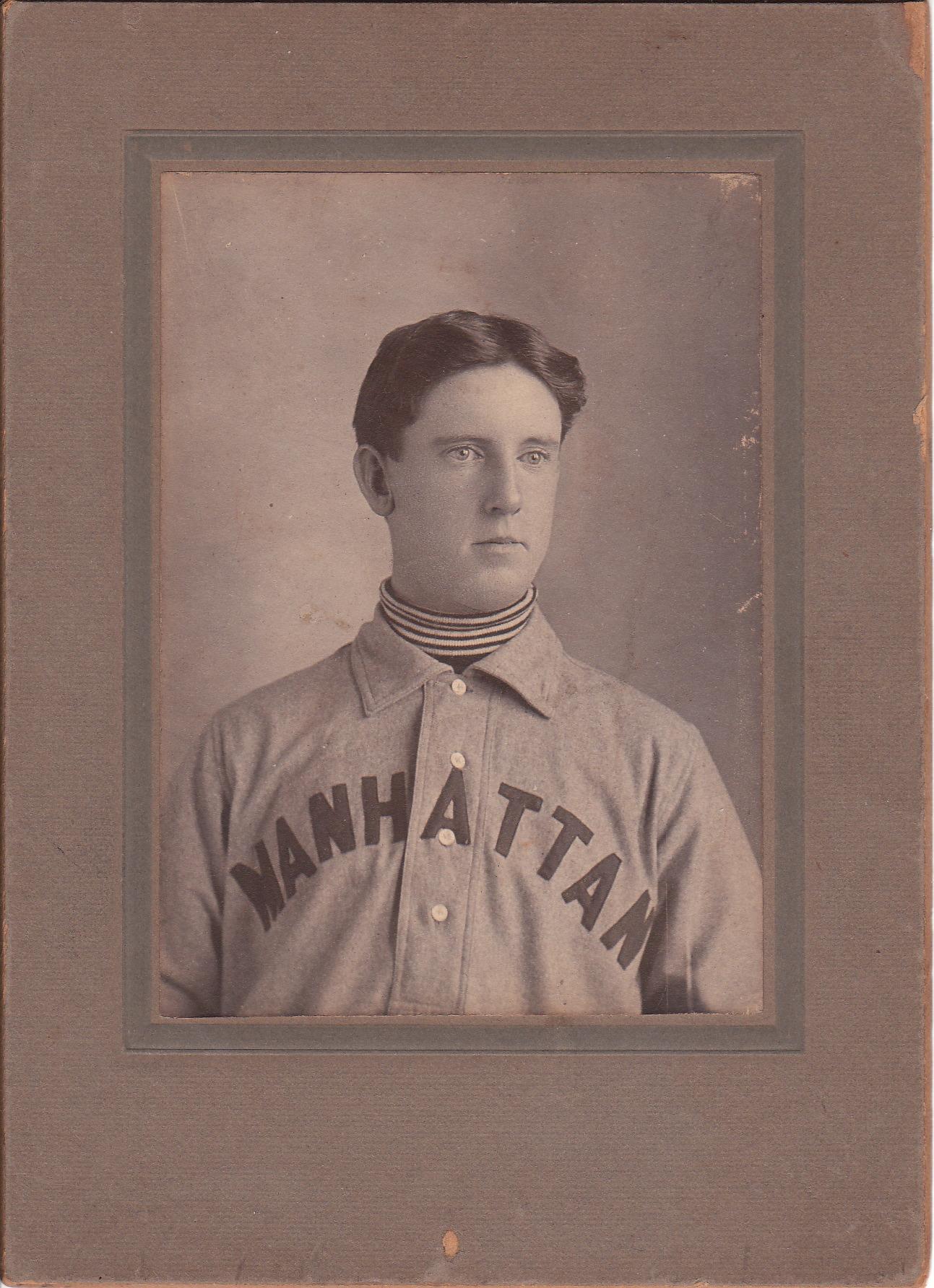BABE RUTH Baseball Legend Vintage Photograph Autograph Cabinet Card A++