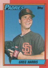 Greg W Harris Padres