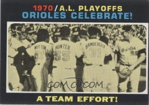 1971AL-Playoffs