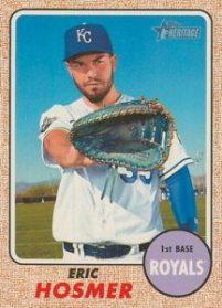 2017-Topps-Heritage-Baseball-Base-SP-409-Eric-Hosmer-216x300