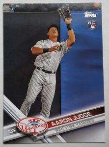 2017 Topps Aaron Judge