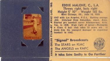 Malone slide