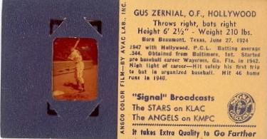 Zernial slide