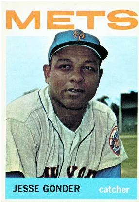 1964 Topps #457 Jesse Gonder