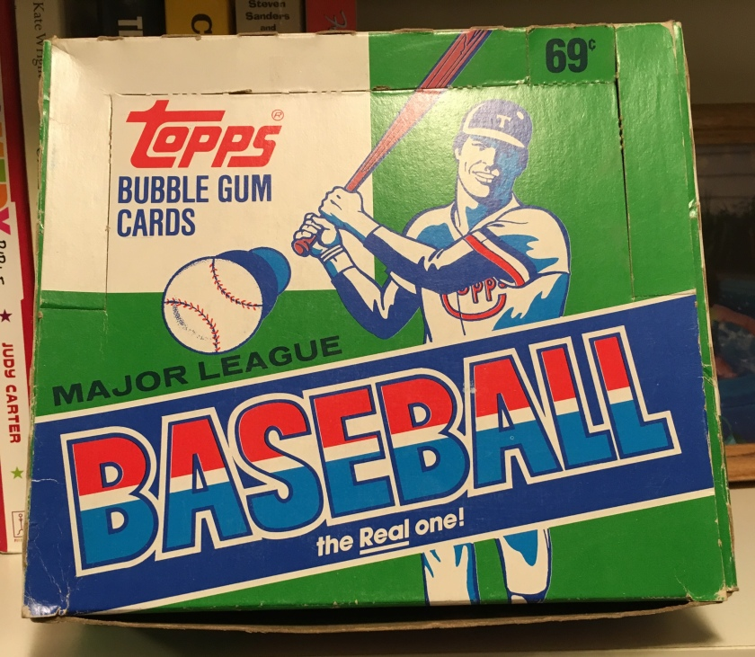 The 87 Cards At 69 A Pop Sabrs Baseball Cards Research