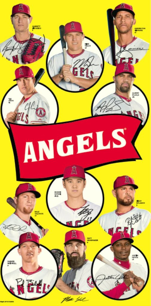 69 Angels Poster