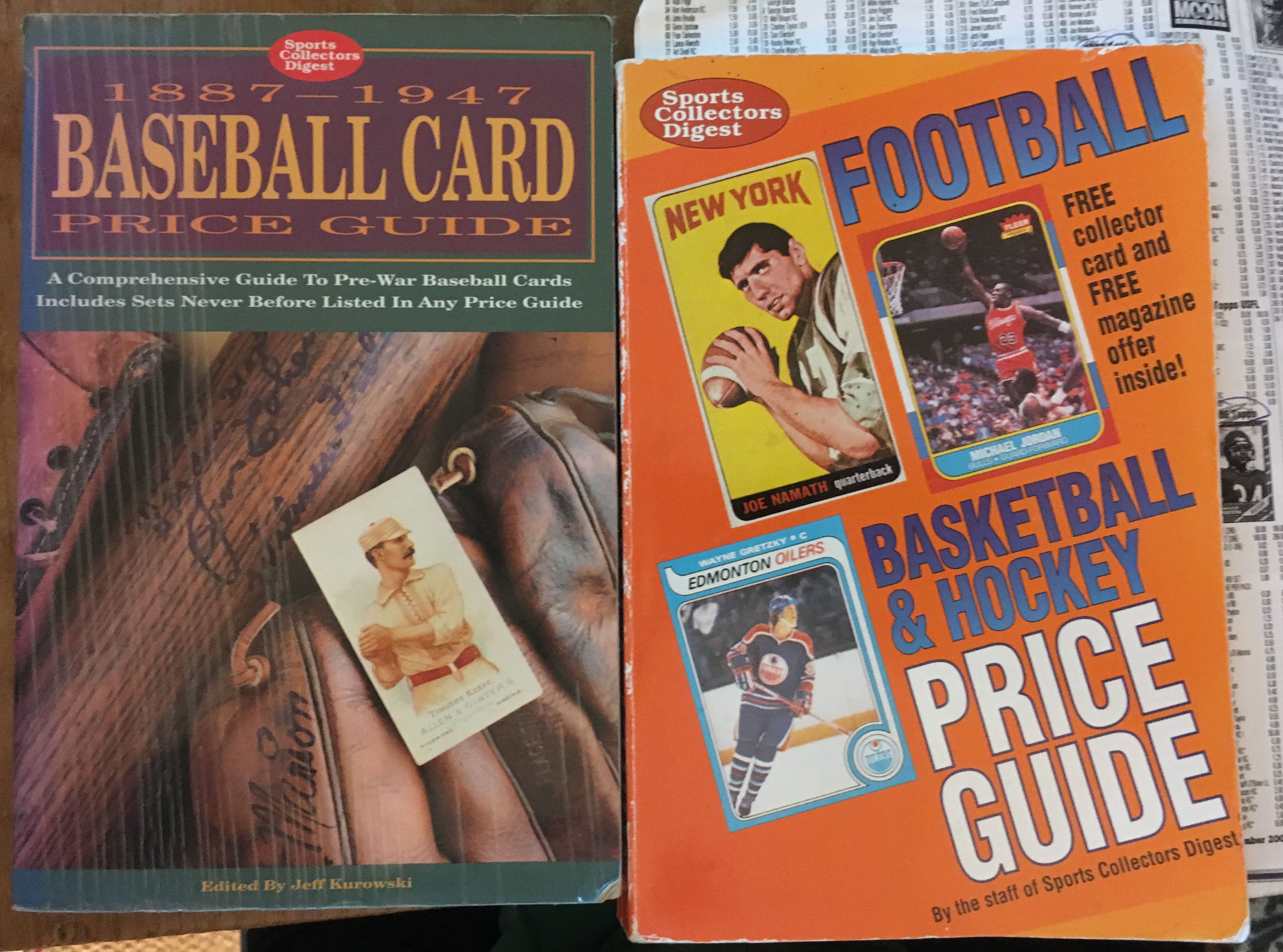Let Your 2009 Standard Catalog Be Your Guide Sabrs Baseball Cards