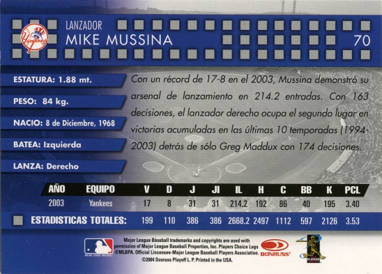 Mussina_04Donruss