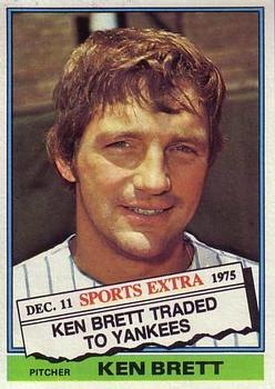 Traded Brett 76