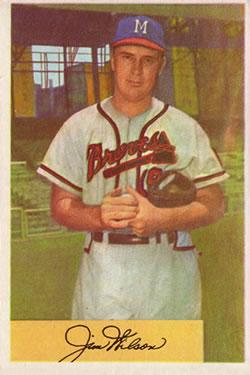 54 Wilson Bowman