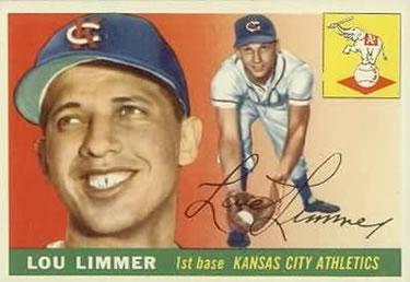 55 Topps Limmer