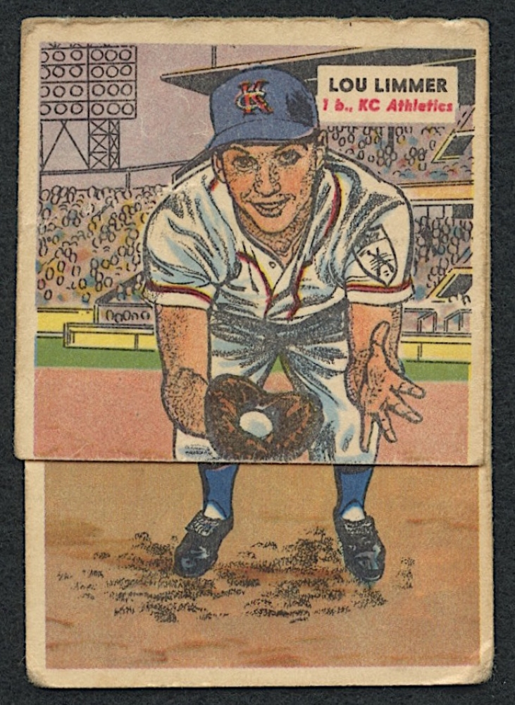 main_1490385002-1955-Topps-Double-Header-15-Rube-Walker-16-Lou-Limmer-PristineAuction.com
