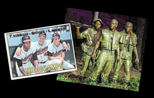 Baseball cards for the end of the world