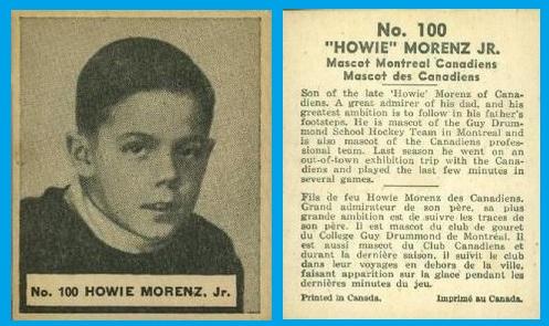 morenz jr
