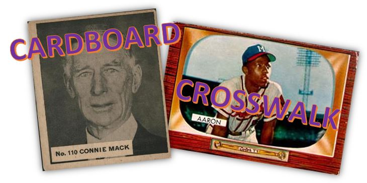 Cardboard Crosswalk: 1936 World Wide Gum and 1955 Bowman