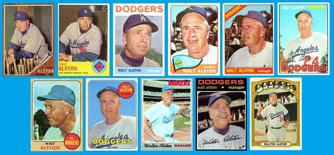 Managers of the 60s