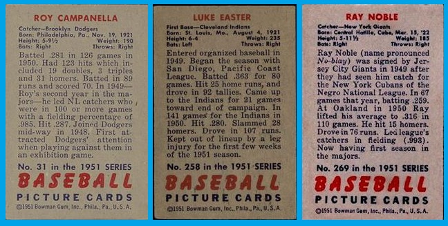 1951 Bowman backs.jpg