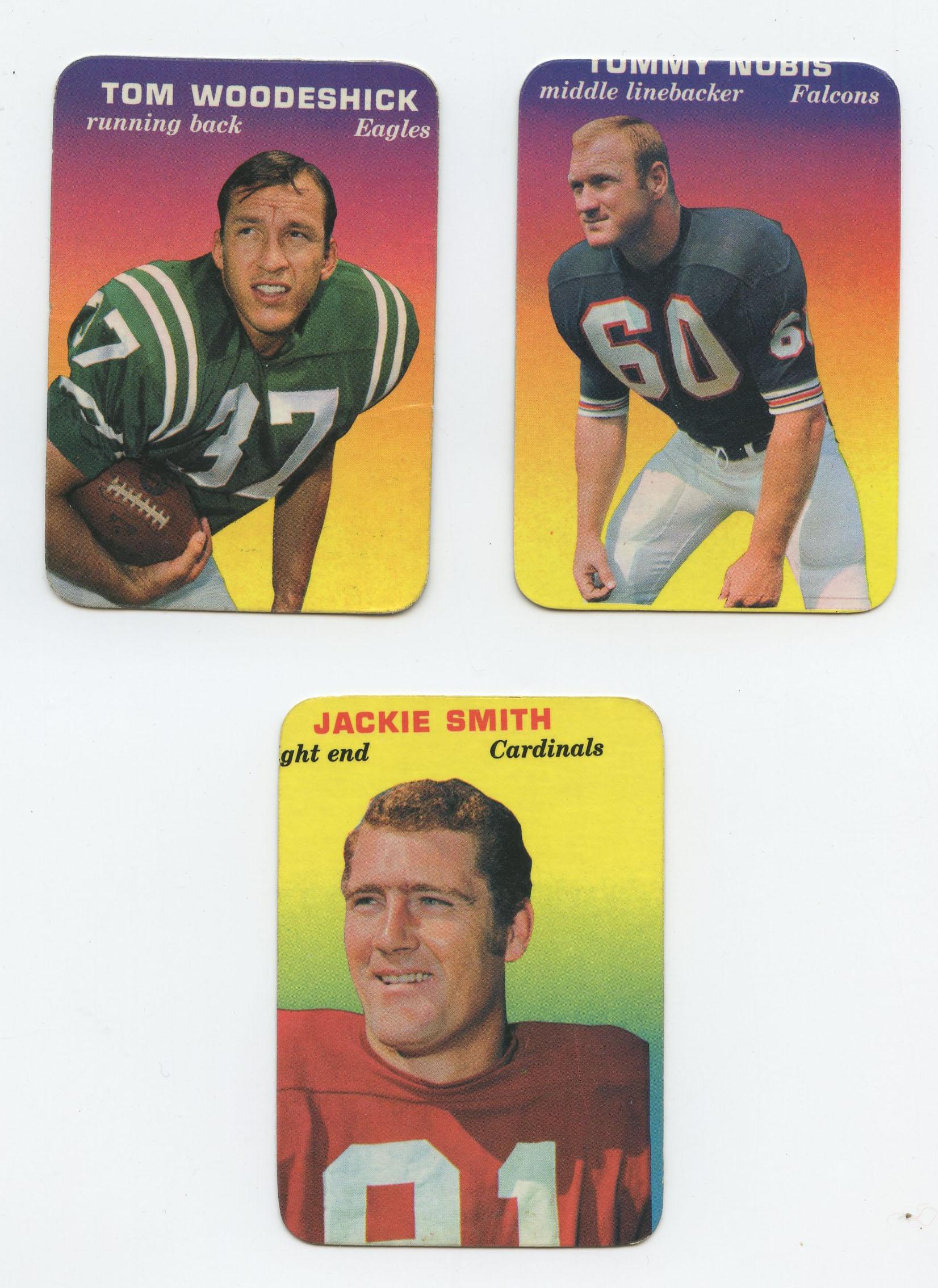 1970 Football Glosy 1 front128