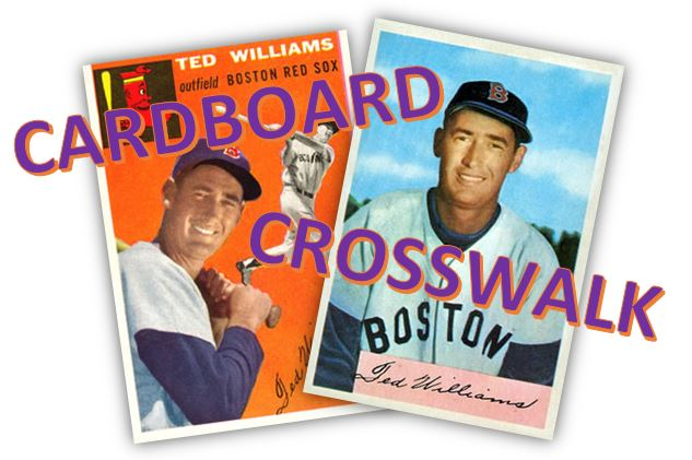 Cardboard Crosswalk 1954 Topps And 1954 Bowman Sabrs Baseball
