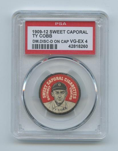 Cobb Disc Front170