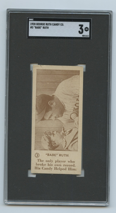 Ruth Graded front165