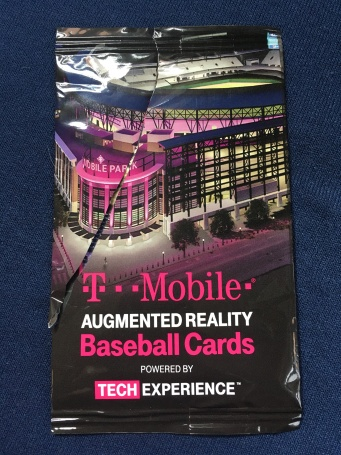 Augmented Reality And The Baseball Card Sabrs Baseball Cards