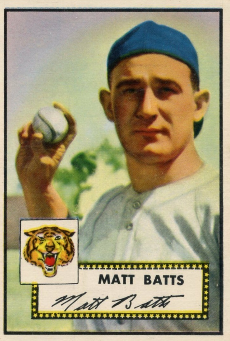 1952 Topps #230