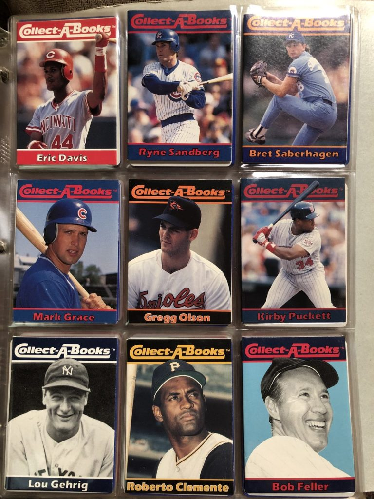 Collect A Books Sabrs Baseball Cards Research Committee