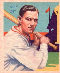National Chicle Sabrs Baseball Cards Research Committee