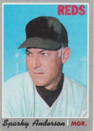 1970 Sparky Anderson