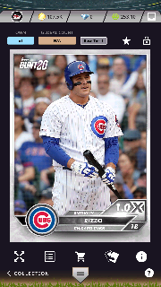 """Topps """"Bunt 20"""" E-Cards AreHere"""