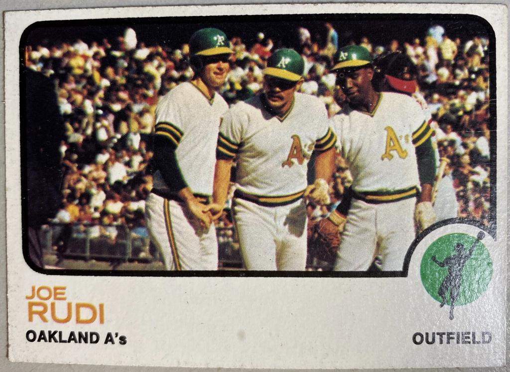 1973 – Ugliest Topps Baseball SetEver
