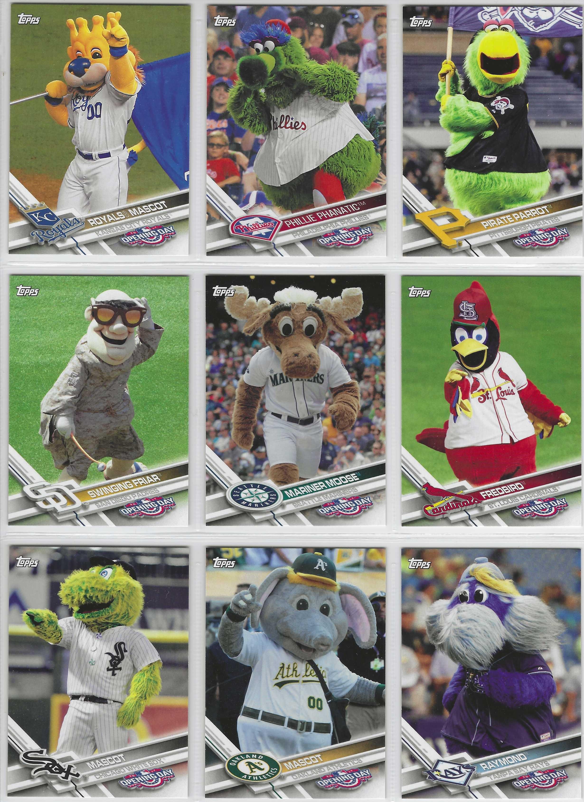 OpengingDay-Mascots