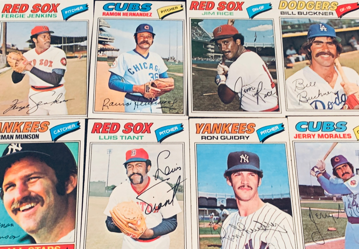 1977 and the Hirsute Hardball Hero