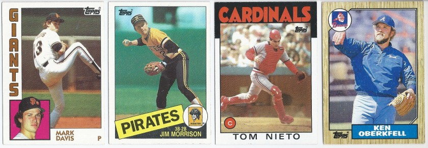 Mid-80s Topps