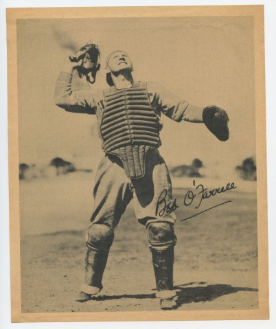 1934 Butterfinger O'Farrell front251