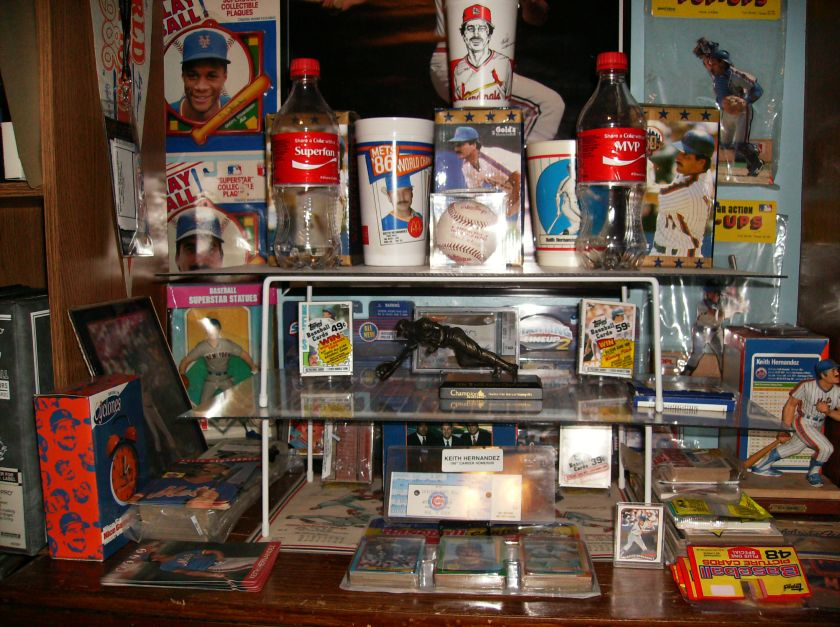 Keith Hernandez shelf