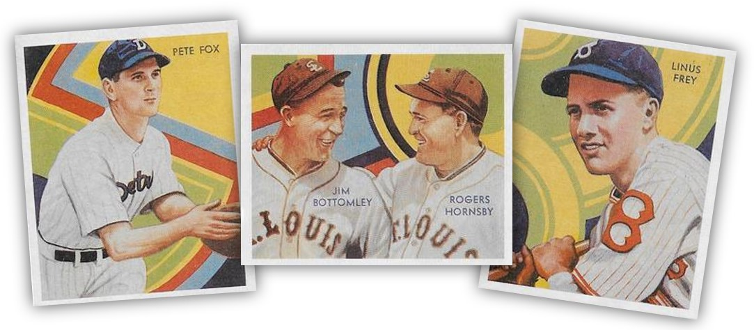 """A closer look at the """"1937"""" Diamond Starsrelease"""